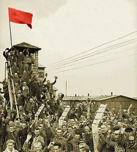 """Kundgebung """"Nie wieder Krieg, nie wieder Faschismus""""  9. Mai – 17 Uhr – Tübinger Holzmarkt"""