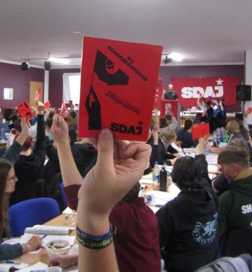 Grundrechte Erkämpfen, den Imperialismus überwinden – die Zukunft muss sozialistisch sein!