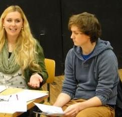 Aktionsbericht // Podiumsdiskussion an der Geschwister-Scholl-Schule