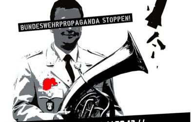[FR] Gemeinsam gegen das Bundeswehr-Konzert in Freiburg! // 11. Dezember 18:00