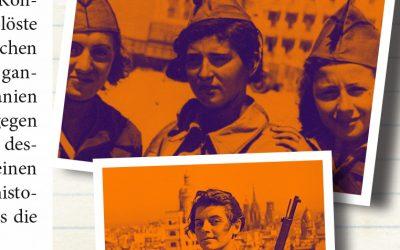 12. Juli, 20 Uhr, Roter Tresen: Der spanische Bürgerkrieg
