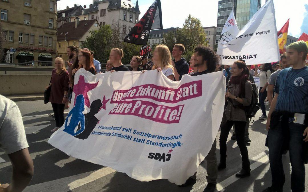 Aktionsbericht Stoppt TTIP und CETA 17.9.2016