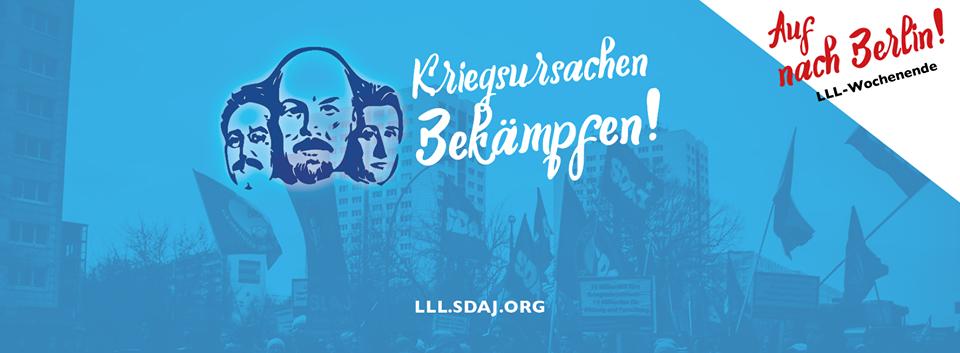LLL-Wochenende 2020: Auf nach Berlin!