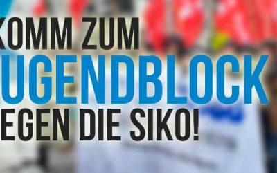 """Demo gegen die NATO """"Sicherheitskonferenz"""" 2020"""