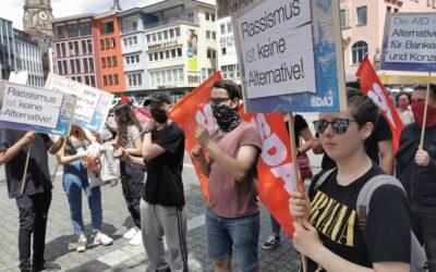 Antifaschistisches Wochenende in Stuttgart