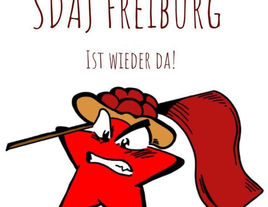 Die SDAJ Freiburg ist wieder da!